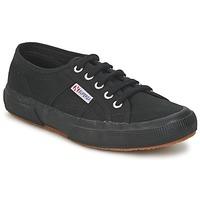 鞋子 球鞋基本款 Superga 2750 COTU CLASSIC 黑色