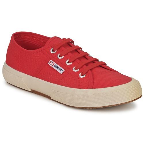 鞋子 球鞋基本款 Superga 2750 CLASSIC 红色
