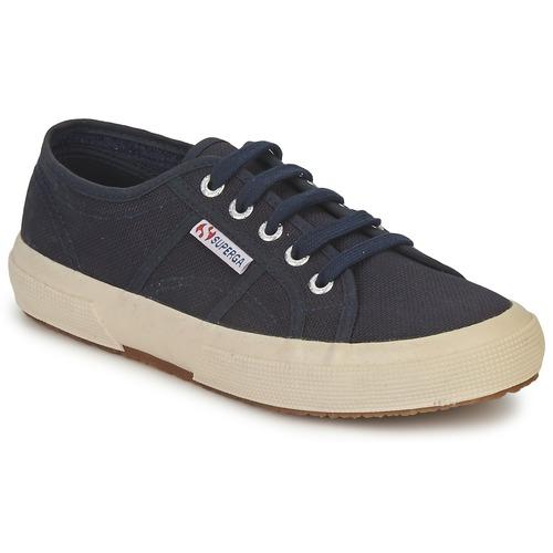 鞋子 球鞋基本款 Superga 2750 CLASSIC 海蓝色