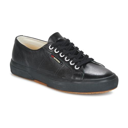 鞋子 球鞋基本款 Superga 2750 FGLU 黑色