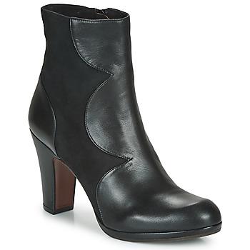 鞋子 女士 短靴 Chie Mihara CAREL 黑色