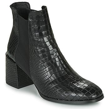鞋子 女士 短靴 Fericelli NONUTS 黑色