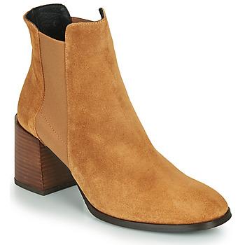 鞋子 女士 短靴 Fericelli NONUTS 驼色