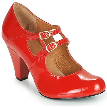 鞋子 女士 高跟鞋 Cristofoli MASTIS 红色 / 漆皮