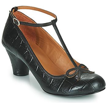 鞋子 女士 高跟鞋 Cristofoli MUNSTI 黑色