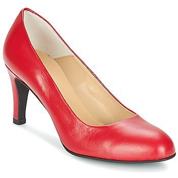鞋子 女士 高跟鞋 Perlato JULIANO 红色
