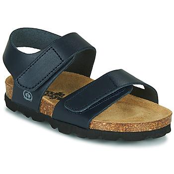 鞋子 男孩 凉鞋 Citrouille et Compagnie BELLI JOE 蓝色