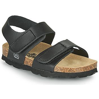 鞋子 男孩 凉鞋 Citrouille et Compagnie BELLI JOE 黑色