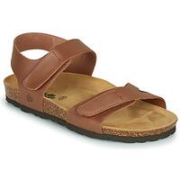 鞋子 女孩 凉鞋 Citrouille et Compagnie BELLI JOE 棕色
