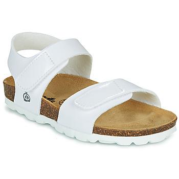 鞋子 女孩 凉鞋 Citrouille et Compagnie BELLI JOE 白色