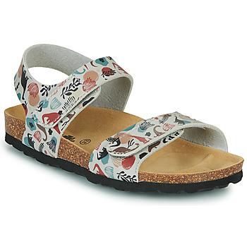 鞋子 儿童 凉鞋 Citrouille et Compagnie BELLI JOE 米色