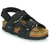 鞋子 男孩 凉鞋 Citrouille et Compagnie KELATU 黑色