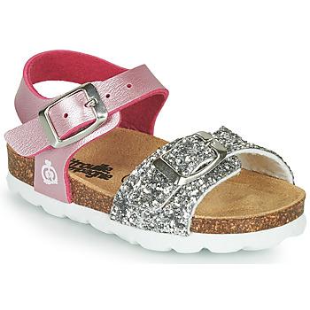 鞋子 女孩 凉鞋 Citrouille et Compagnie RELUNE 玫瑰色