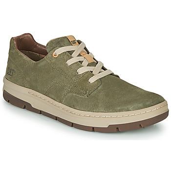 鞋子 男士 球鞋基本款 Caterpillar RIALTO NUBUCK 绿色