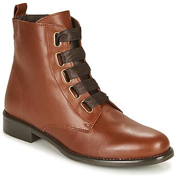 鞋子 女士 短筒靴 Betty London NAMA 驼色