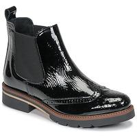鞋子 女士 短筒靴 Betty London NAVA 黑色 / 漆皮