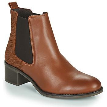 鞋子 女士 短靴 Betty London HASNI 铁锈色