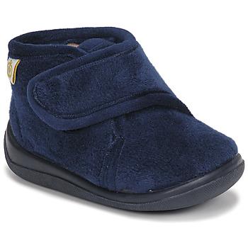 鞋子 男孩 拖鞋 Citrouille et Compagnie HALI 海蓝色