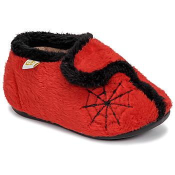 鞋子 女孩 拖鞋 Citrouille et Compagnie NOLIROSSO 红色
