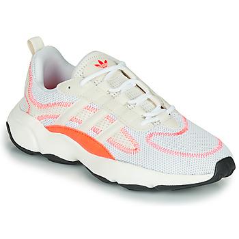 鞋子 儿童 球鞋基本款 Adidas Originals 阿迪达斯三叶草 HAIWEE W 白色