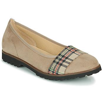 鞋子 女士 平底鞋 Gabor 嘉宝 5410642 米色