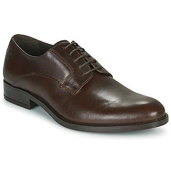 鞋子 男士 德比 Carlington 卡尔顿 NOCOLA 棕色