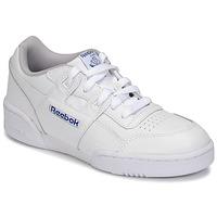 鞋子 儿童 球鞋基本款 Reebok Classic WORKOUT PLUS 白色