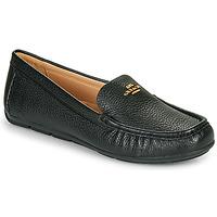 鞋子 女士 皮便鞋 Coach MARLEY 黑色