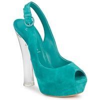 鞋子 女士 凉鞋 Casadei 卡萨蒂  蓝色