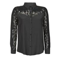 衣服 女士 衬衣/长袖衬衫 Moony Mood NEXXI 黑色