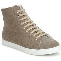 鞋子 高帮鞋 Swamp MONTONE SUEDE 灰色