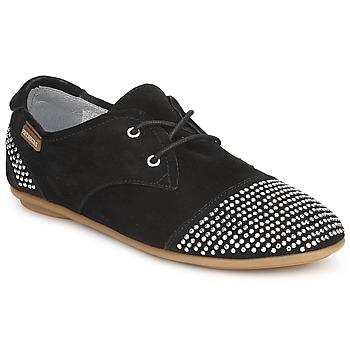 鞋子 女士 德比 Pataugas SWING 黑色