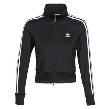 衣服 女士 运动款外套 Adidas Originals 阿迪达斯三叶草 FIREBIRD TT 黑色