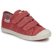鞋子 儿童 球鞋基本款 Pataugas BISTRO 红色