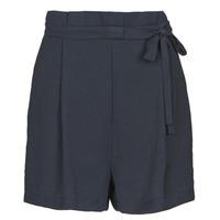 衣服 女士 短裤&百慕大短裤 Only ONLAMANDA 海蓝色