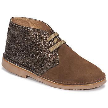 鞋子 女孩 短筒靴 Citrouille et Compagnie NINUP 灰褐色