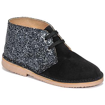 鞋子 女孩 短筒靴 Citrouille et Compagnie NINUP 黑色
