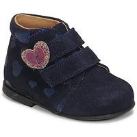 鞋子 女孩 短筒靴 Citrouille et Compagnie NONUP 海蓝色