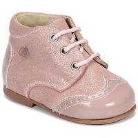 鞋子 女孩 短筒靴 Citrouille et Compagnie NONUP 玫瑰色