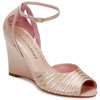 鞋子 女士 凉鞋 Sarah Chofakian LA PARADE 玫瑰色 / 金色