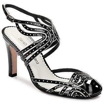 鞋子 女士 凉鞋 Sarah Chofakian WINGS 黑色 / 金色