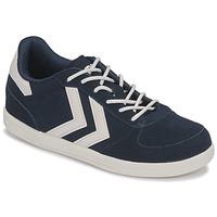 鞋子 儿童 球鞋基本款 Hummel VICTORY JR 蓝色