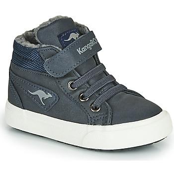 鞋子 男孩 高帮鞋 Kangaroos KAVU I 蓝色
