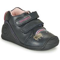 鞋子 女孩 球鞋基本款 Biomecanics BOTIN TWIN 海蓝色
