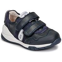 鞋子 儿童 球鞋基本款 Biomecanics DEPORTIVO BASICO 海蓝色