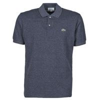 衣服 男士 短袖保罗衫 Lacoste POLO L12 12 CLASSIQUE 蓝色