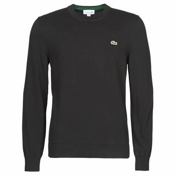 衣服 男士 羊毛衫 Lacoste AH1985 黑色