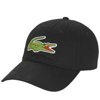 纺织配件 男士 鸭舌帽 Lacoste RK4711 黑色