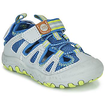 鞋子 儿童 运动凉鞋 Gioseppo MEXICALI 灰色 / 蓝色