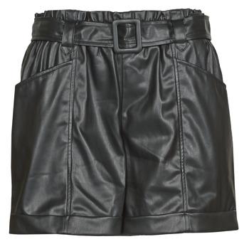 衣服 女士 短裤&百慕大短裤 Liu Jo WF0104-E0392 黑色